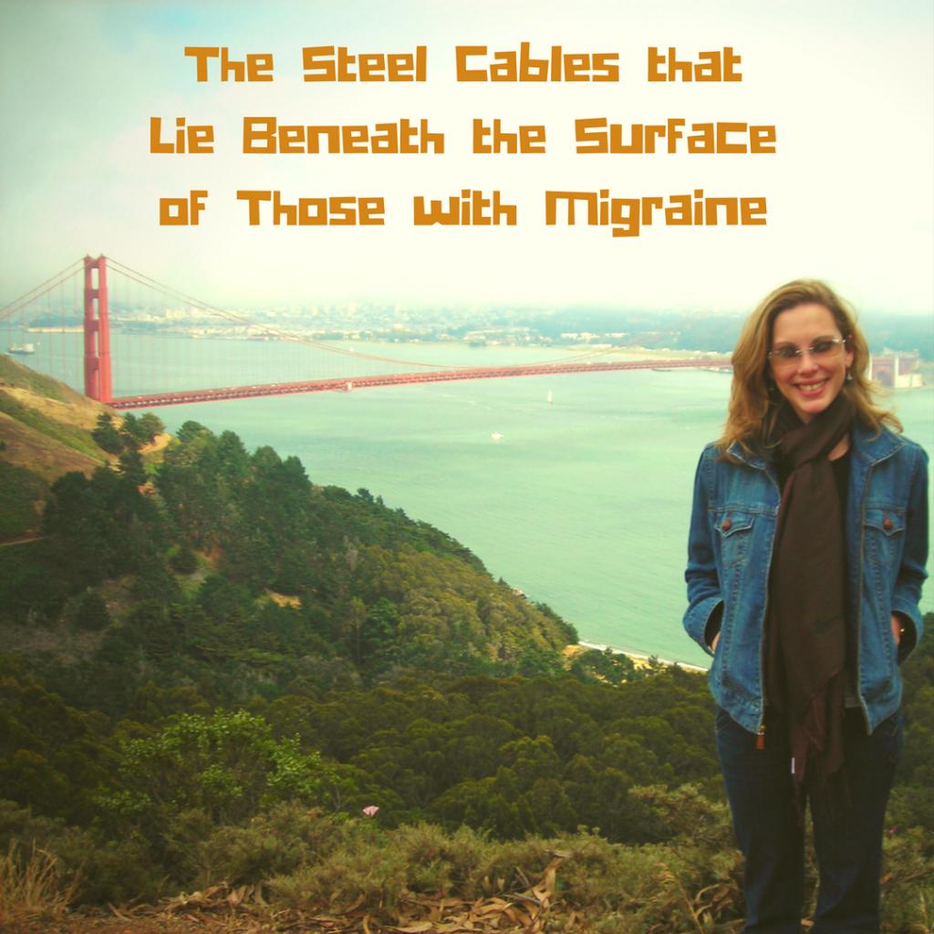 Golden Gate Bridge Steel Cables